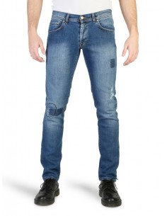 Vaqueros Carrera regular slim - blue