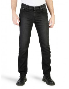 Vaqueros Carrera regular - black