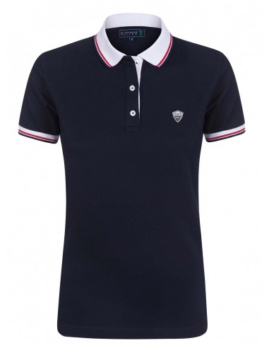Polo Sir Raymond Tailor woman - navy white