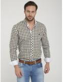 Camisa Sir Raymond Tailor - kaky white