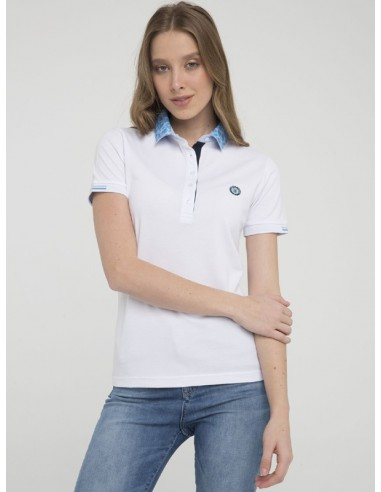 Polo Sir Raymond Tailor woman - white