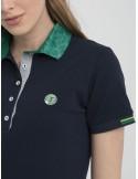 Polo Sir Raymond Tailor woman - navy/green