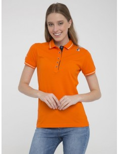 Polo Sir Raymond Tailor woman - orange