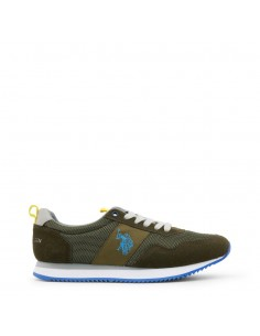 Sneakers U.S. Polo Nobil - militar