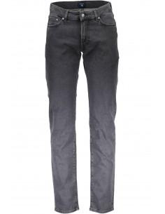 Gant - pantalón vaquero regular - gris
