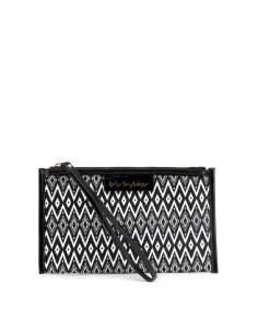 Clutch Blu Bybloss - blanco/negro