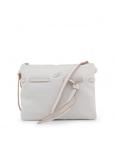 Clutch Blu Bybloss GOLDFINCH - blanco