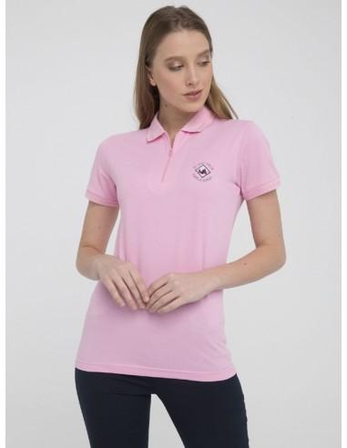 Polo Sir Raymond Tailor woman - SBPL pink
