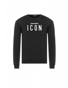 Jersey felpa dsquared ICON black