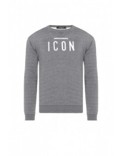 Jersey felpa dsquared ICON grey