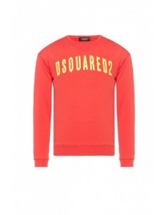 Jersey felpa dsquared red