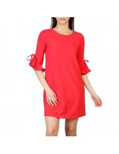 Imperial vestido PAPAVERO - rojo