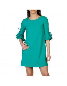 Imperial vestido PAPAVERO - verde