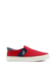 Sneakers U.S. Polo Galan red