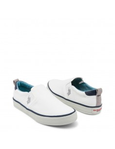 Sneakers U.S. Polo Galan white