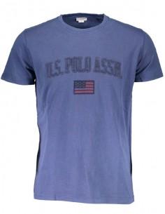 Camiseta US Polo Assn - blue washed