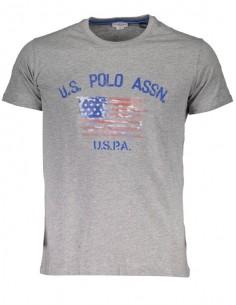Camiseta US Polo Assn - grey