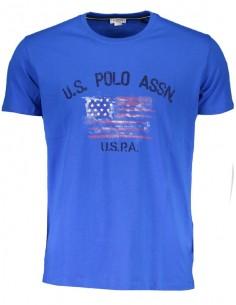 Camiseta US Polo Assn - royal