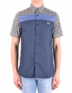 Camisa Fred perry manga corta - multicolor