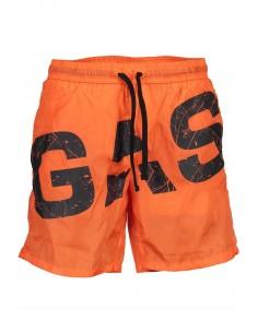 Gas - bañador maxilogo orange