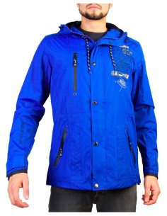 Chaqueta Geographical Norway Clement - royalblue