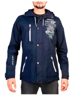 Chaqueta Geographical Norway Clement - navy