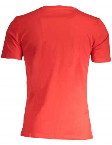 Camiseta Avirex para hombre - roja