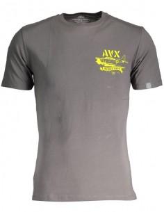 Camiseta Avirex para hombre - gris