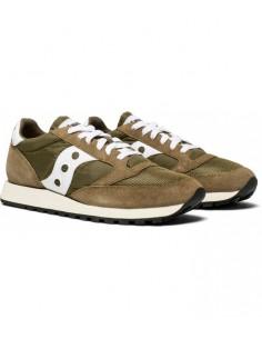 Sneaker Saucony JAZZ vintage - olive white