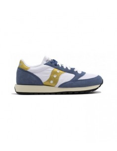 Sneaker Saucony JAZZ vintage - navy white gold