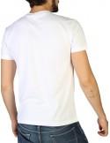 Camiseta Trussardi iconic logo grey