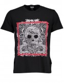 Just Cavalli camiseta para hombre - red