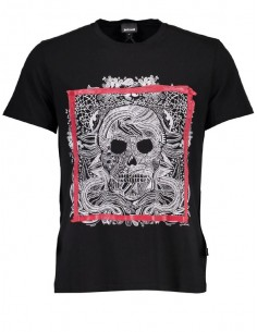 Just Cavalli camiseta para hombre - red