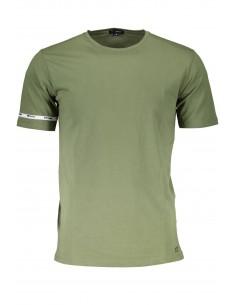 Camiseta GAS para hombre - verde militar