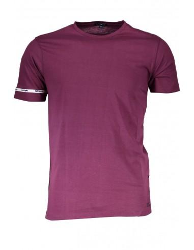 Camiseta GAS para hombre - purpura