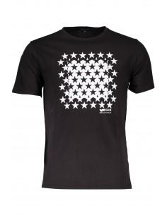 Camiseta GAS maxilogo para hombre - stars