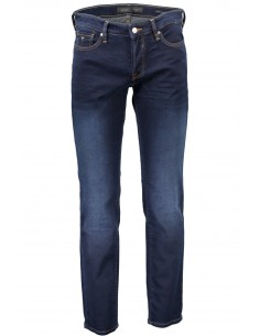 Guess pantalón vaquero tapered - darkblue