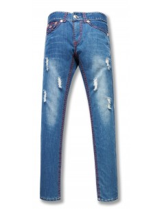 True Religion Jeans iconic style - blue
