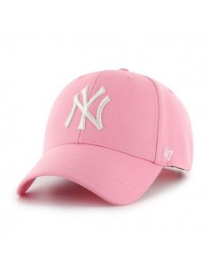 Gorra 47 Brand unisex - New York Yankees Light pink