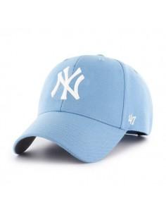 Gorra 47 Brand unisex - New York Yankees celeste