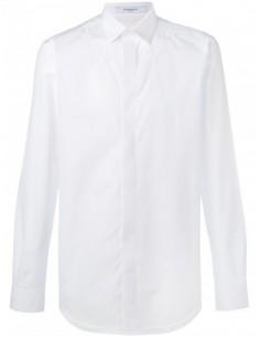 Camisa Givenchy detalle estrellas - blanca