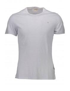 Camiseta Guess para hombre vintage - blanca