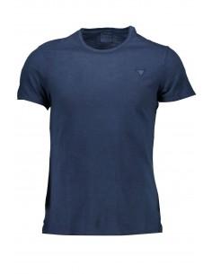 Camiseta Guess para hombre vintage - navy