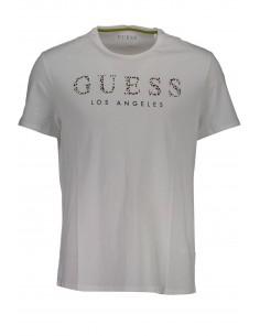 Camiseta Guess para hombre - blanca