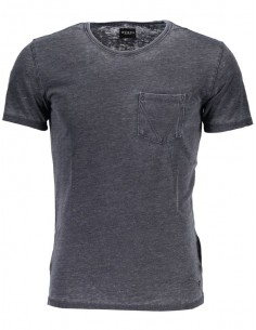 Camiseta Guess para hombre vintage - charcoal