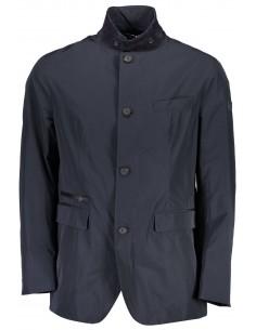 Gant - Abrigo polyester marino