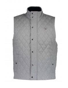 Gant - Chaleco acolchado gris