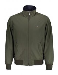 Chaqueta Gant tipo Harrington - verde militar