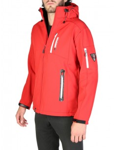 Chaqueta Geographical Norway Trava - red