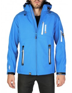 Chaqueta Geographical Norway Trava - blue